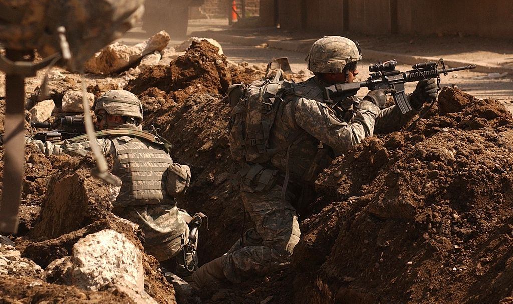 Army doctors have a better understanding of PTSD than in previous wars, but militaries are still criticized for being unresponsive to the walking wounded. (Image source: U.S. Dept. of Defense)
