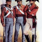 From Red Coats to Disruptive Camo – 250 years of British Army Uniforms