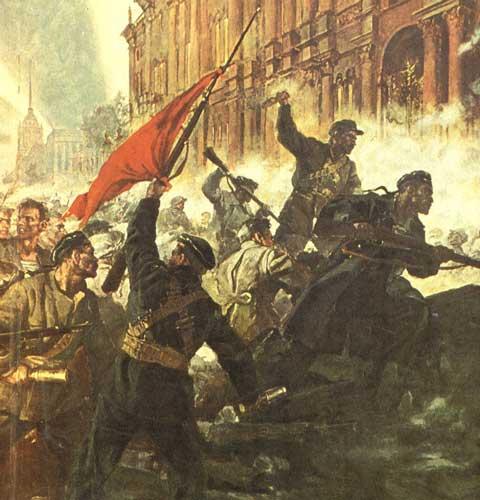 Russian Civil War That 77