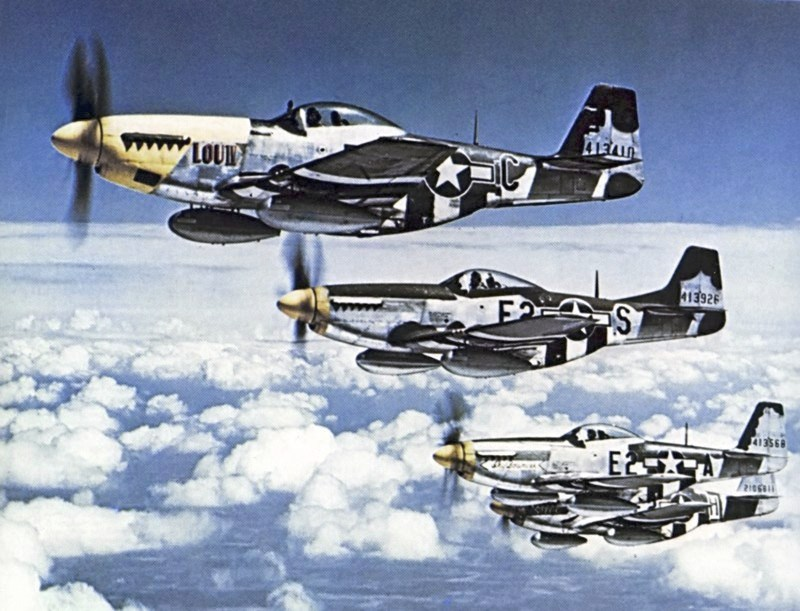 Above the Reich – Meet Five American Fliers Who Helped Win the War Over Europe