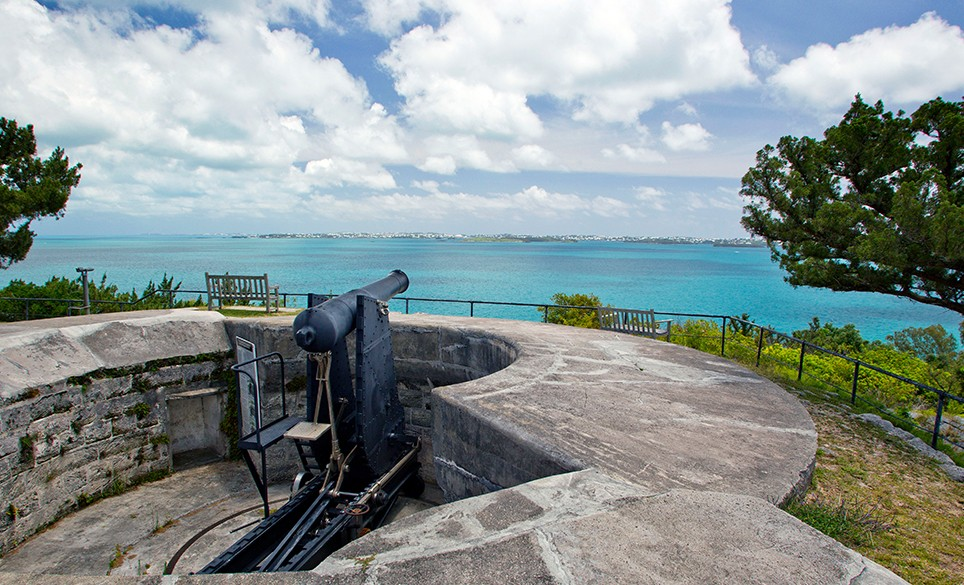 Bermuda at War – How Britain's Atlantic Island Territory Played a Role in Eight Different Conflicts - MilitaryHistoryNow.com
