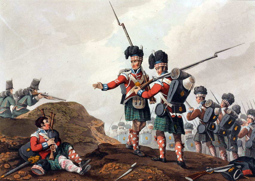 Celtic Fight Songs – Eight Famous Melodies Irish and Scottish Armies Played in Battle - MilitaryHistoryNow.com