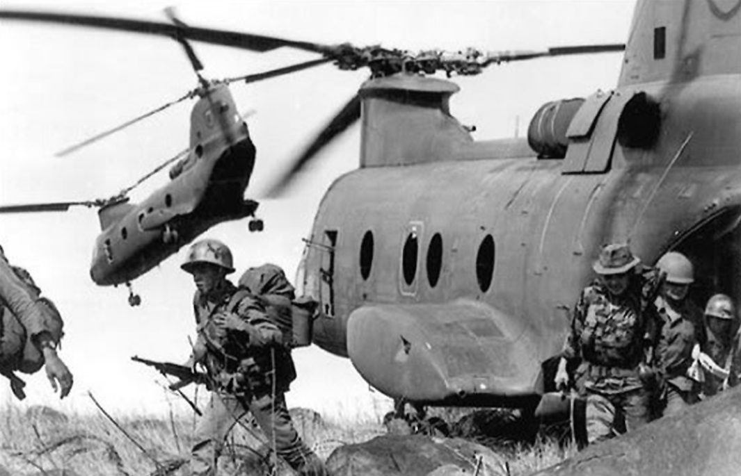 Operation Lam Son 719 – Inside the 1971 Battle That Decimated America's Helicopter Force in Vietnam - MilitaryHistoryNow.com